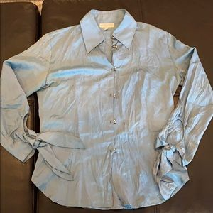 Roberto Cavalli blouse top silk